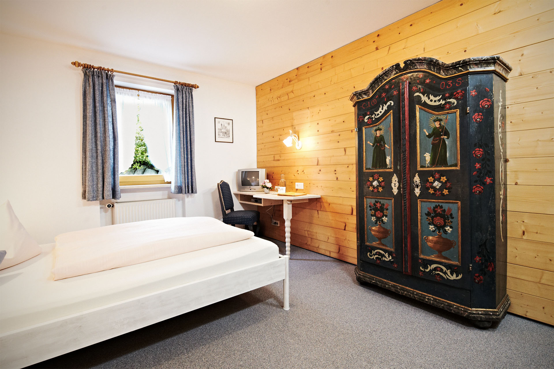 Wallfahrerstueberl3 - Einzelzimmer Fischbachau
