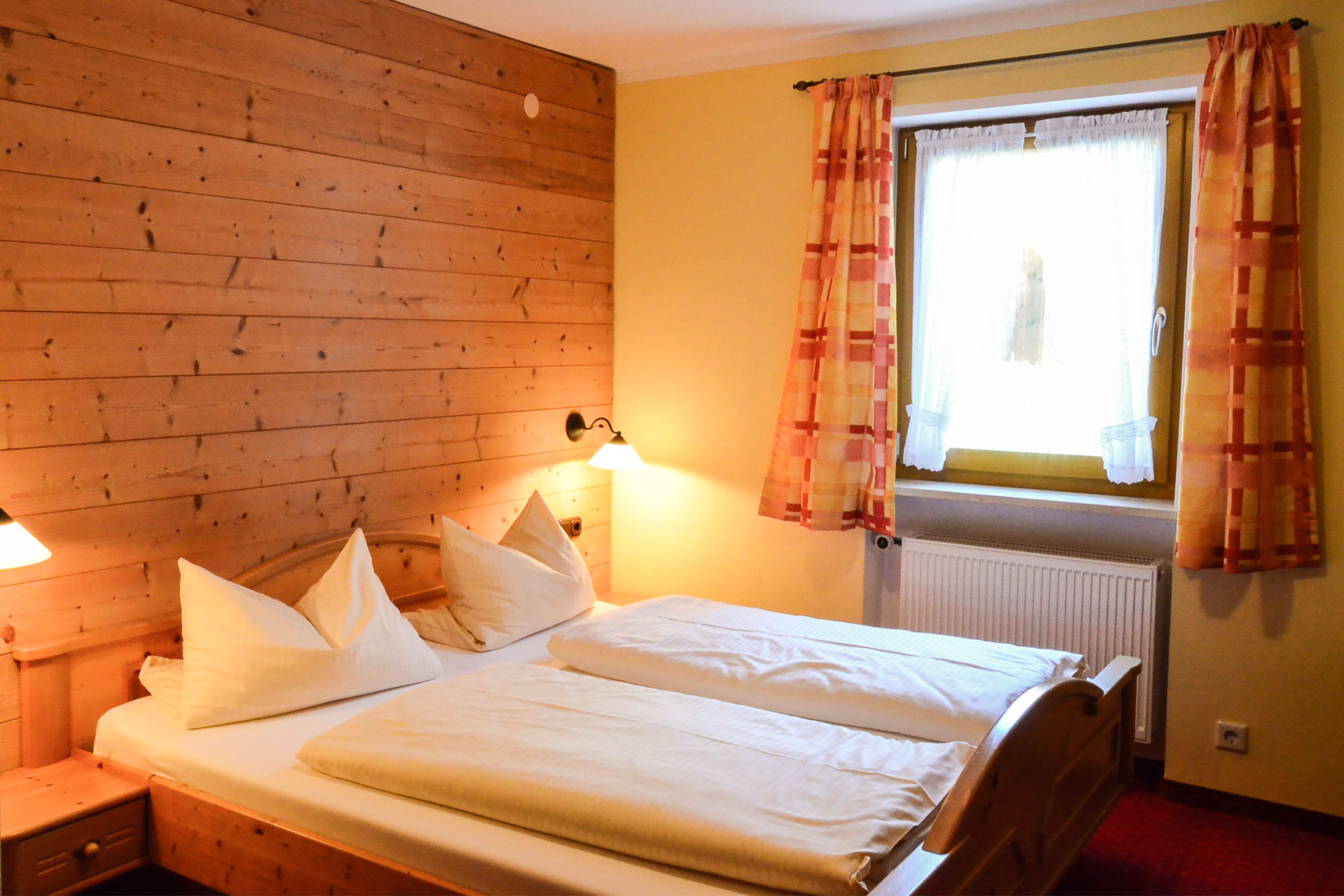 Sonnenbichl Fischbachau Zimmer Kategorie A - Enzian