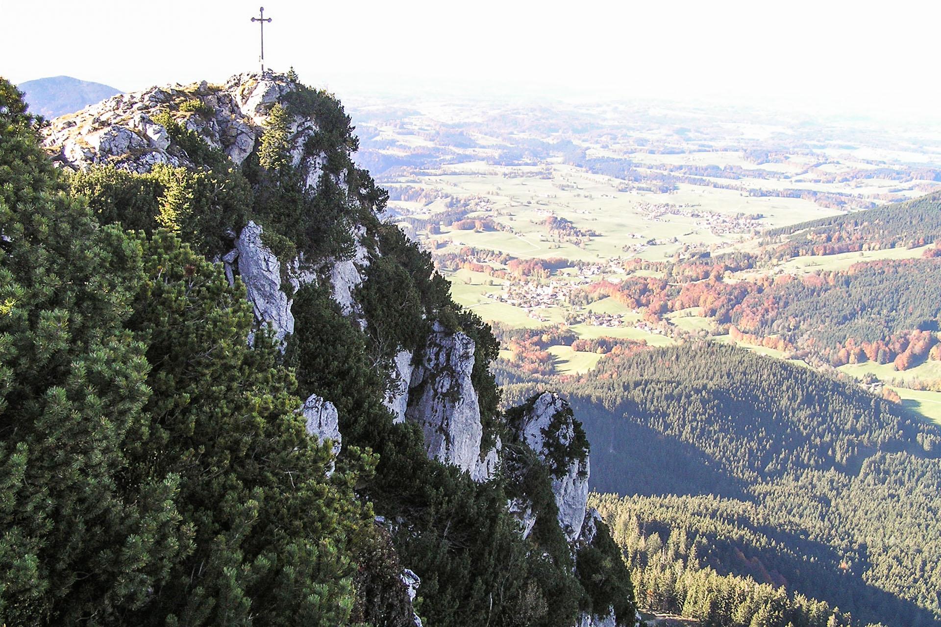 Wandern am Breitenstein